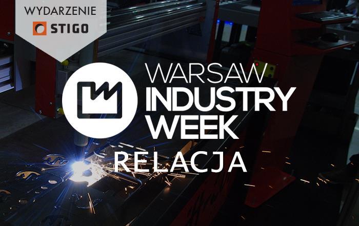 STIGO na Warsaw Industry Week