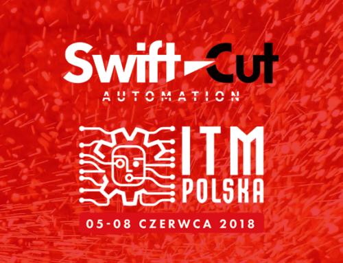 Stoły Swift-Cut na ITM Polska 2018 w Poznaniu