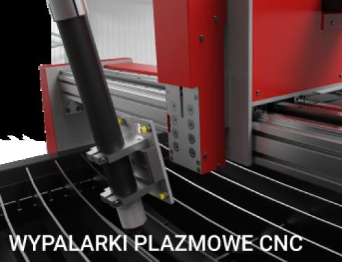 Wypalarka plazmowa CNC
