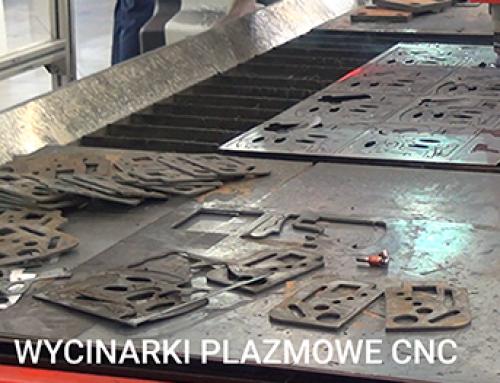 Wycinarka plazmowa CNC Swift-Cut